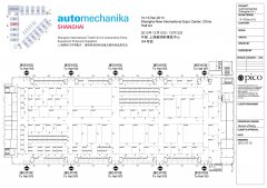We JF are going to participate the AUTO Shanghai 2013